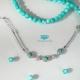 دستبند فیروزه BS_0105