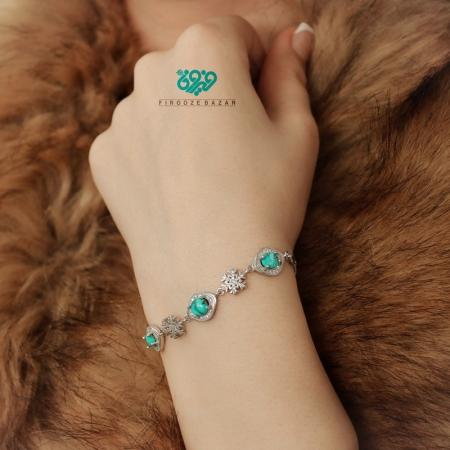 دستبند فیروزه