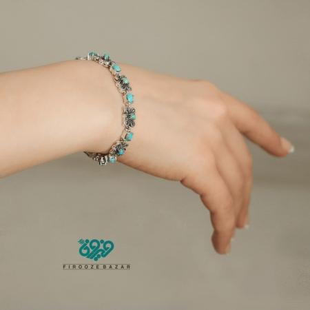 دستبند فیروزه BM_0101